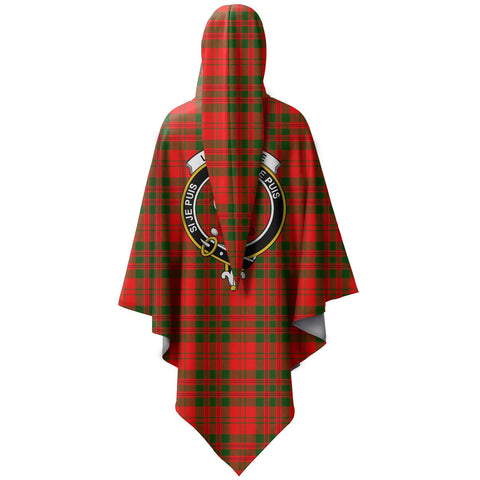 ScottishShop Livingstone Cloak - Livingstone Crest Cloak - NAC