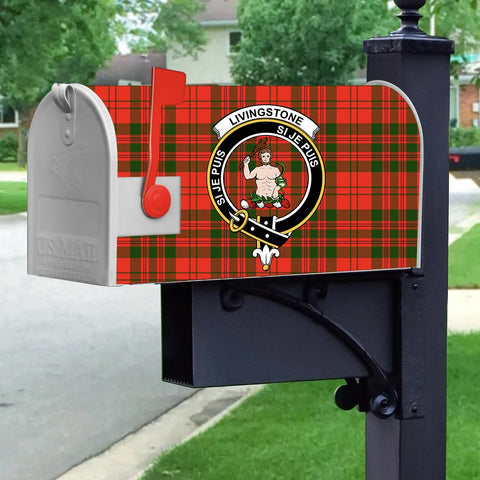 ScottishShop Mailbox Cover - Livingstone Tartan Mailbox (Custom)