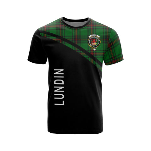 Lundin Tartan All Over T-Shirt - Curve Style