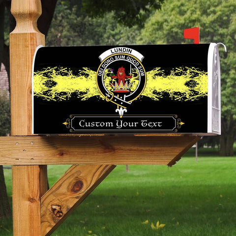 Image of ScottishShop Email Box Cover - Lundin Tartan Email Box (Custom)