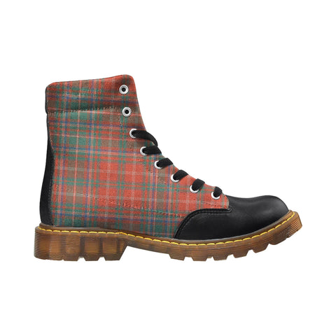 Tartan Apache Boot - Macdougall Ancient | Footwear | Over 500 Tartans