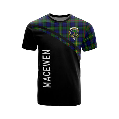 MacEwen Tartan All Over T-Shirt - Curve Style