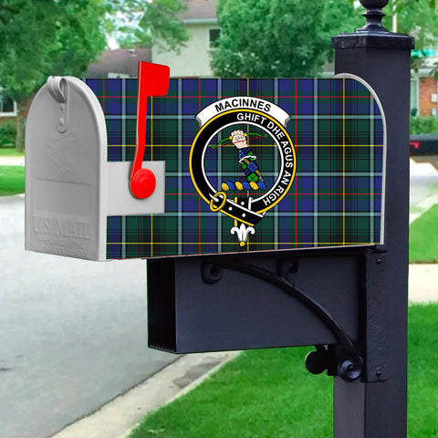 Image of ScottishShop MacInnes MailBox - Tartan  MailBox Cover