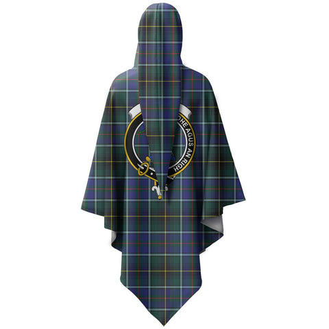 ScottishShop MacInnes Cloak - MacInnes Crest Cloak - NAC