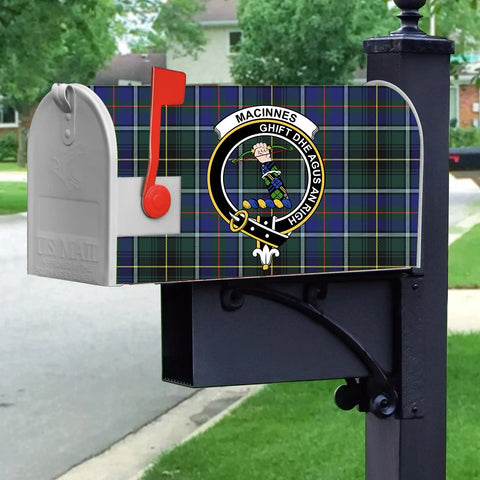ScottishShop Mailbox Cover - MacInnes Tartan Mailbox (Custom)