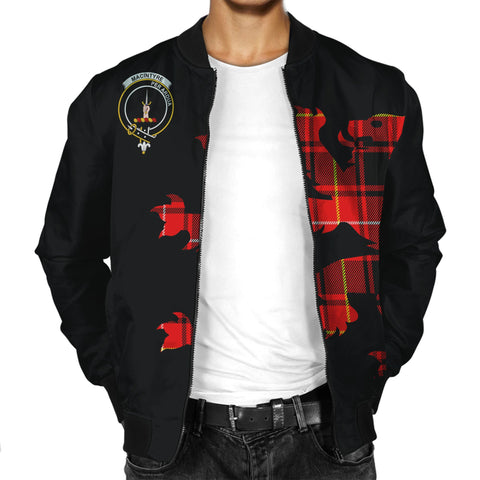 Image of MacIntyre Lion And Thistle Men Jacket