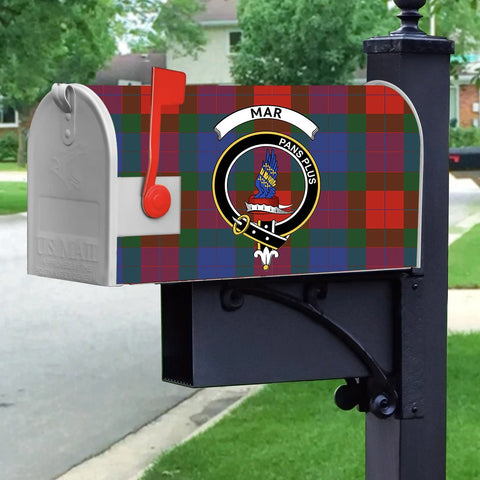 ScottishShop Mar MailBox - Tartan  MailBox Cover
