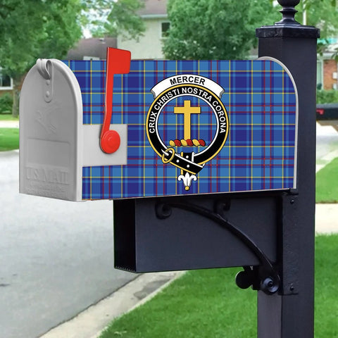 Image of ScottishShop Mailbox Cover - Mercer Tartan Mailbox (Custom)