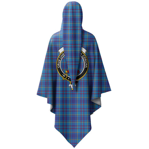 ScottishShop Mercer Cloak - Mercer Crest Cloak - NAC