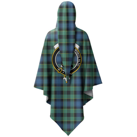 ScottishShop Mowat (of Inglistoun) Cloak - Mowat (of Inglistoun) Crest Cloak - NAC