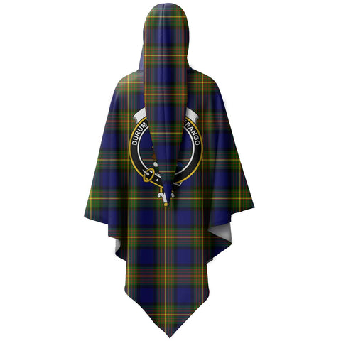 Image of ScottishShop Muir Cloak - Muir Crest Cloak - NAC