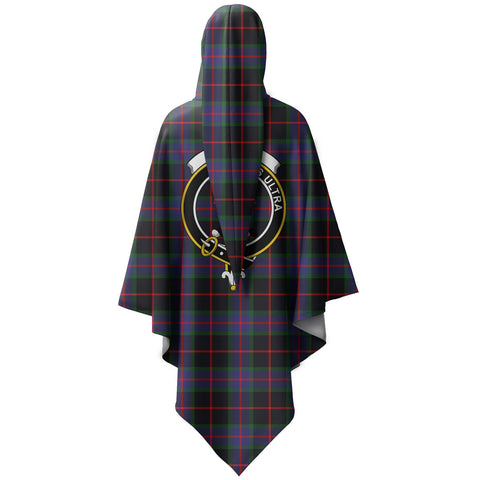 Image of ScottishShop Nairn Cloak - Nairn Crest Cloak - NAC