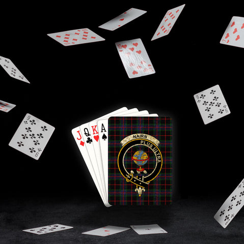 ScottishShop Nairn Playing Card - Tartan Playing Card Royal Style