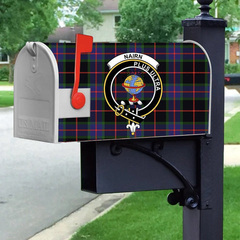 ScottishShop Mailbox Cover - Nairn Tartan Mailbox (Custom)