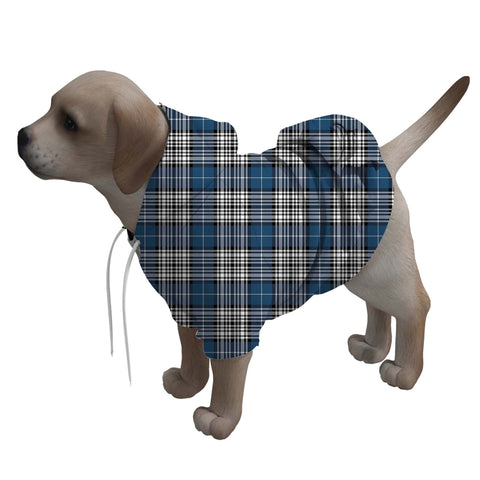 ScottishShop Napier Hoodie Dog - Napier Clothing Pet - NAC
