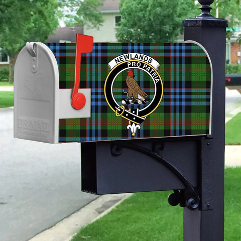 ScottishShop Mailbox Cover - Newlands Tartan Mailbox (Custom)