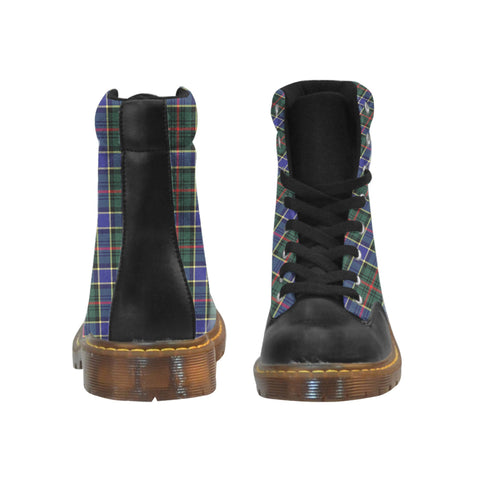 Tartan Apache Boot - Ogilvie Hunting Modern | Footwear | Over 500 Tartans