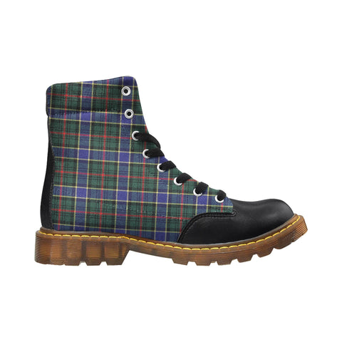 Image of Tartan Apache Boot - Ogilvie Hunting Modern | Footwear | Over 500 Tartans