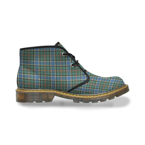 Image of Ogilvie Hunting Ancient Tartan Chukka Boot | Over 500 Tartans | Special Custom Design | Love Scotland