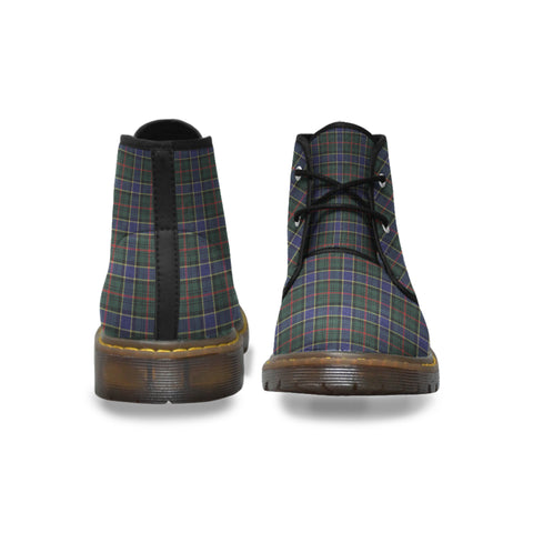 Image of Ogilvie Hunting Modern Tartan Chukka Boot | Over 500 Tartans | Special Custom Design | Love Scotland