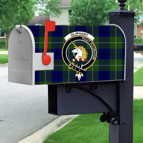 ScottishShop Mailbox Cover - Oliphant Tartan Mailbox (Custom)