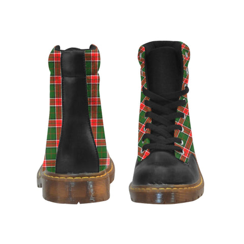 Tartan Apache Boot - Pollock Modern | Footwear | Over 500 Tartans