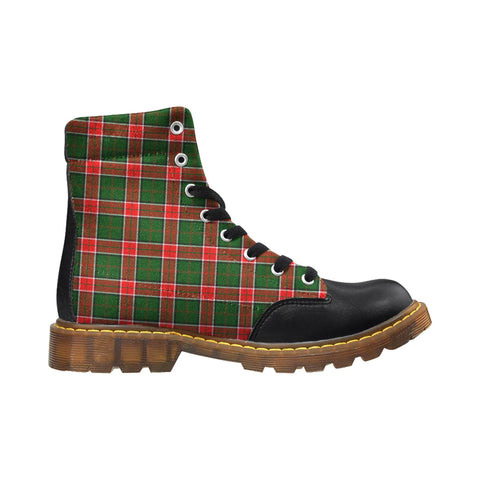 Image of Tartan Apache Boot - Pollock Modern | Footwear | Over 500 Tartans