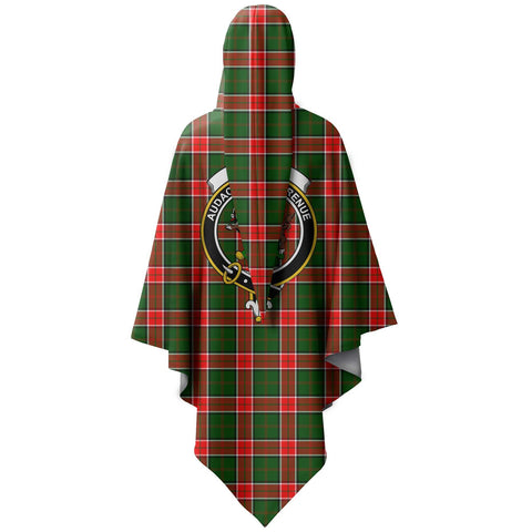 Image of ScottishShop Pollock Cloak - Pollock Crest Cloak - NAC
