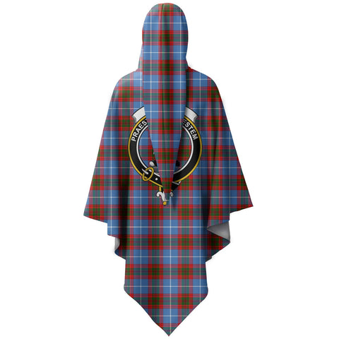 ScottishShop Preston Cloak - Preston Crest Cloak - NAC