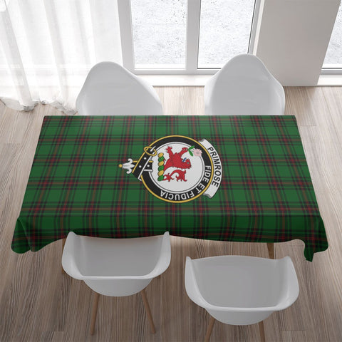 Primrose Crest Tartan Tablecloth | Home Decor