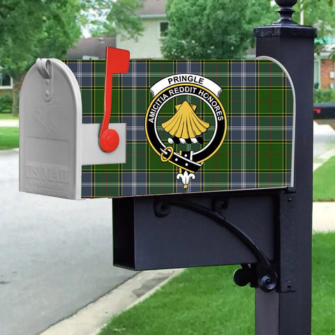 Image of ScottishShop Mailbox Cover - Pitcairn Tartan Mailbox (Custom)