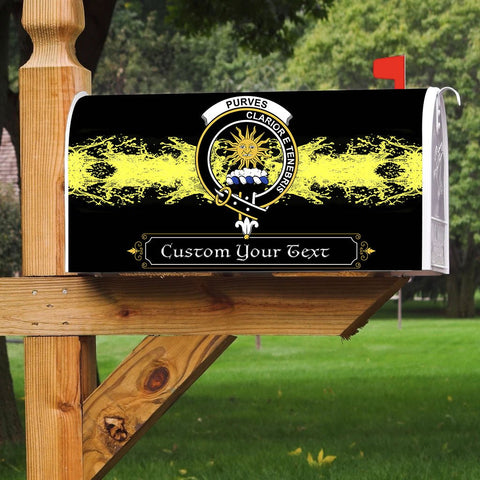 Image of ScottishShop Email Box Cover - Purves Tartan Email Box (Custom)