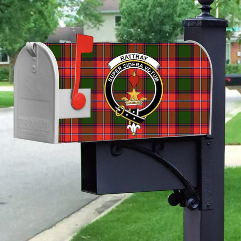 ScottishShop Mailbox Cover - Rattray Tartan Mailbox (Custom)