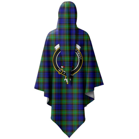 Image of ScottishShop Sempill Cloak - Sempill Crest Cloak - NAC