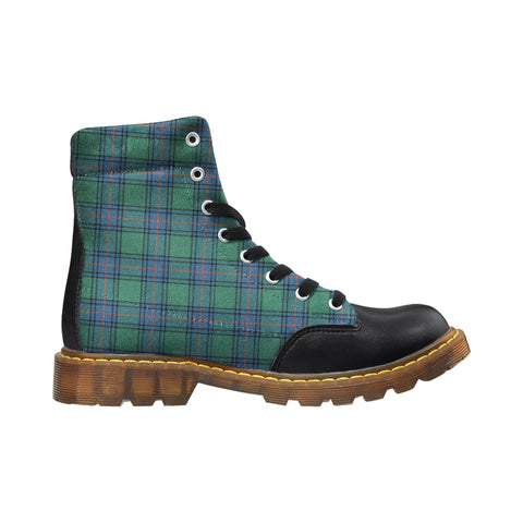 Image of Tartan Apache Boot - Shaw Ancient | Footwear | Over 500 Tartans
