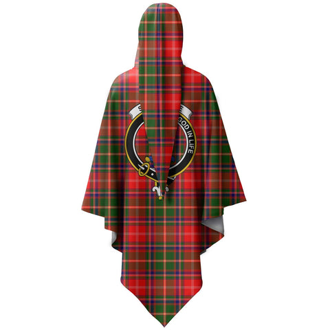 ScottishShop Somerville Cloak - Somerville Crest Cloak - NAC