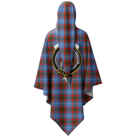 ScottishShop Spalding Cloak - Spalding Crest Cloak - NAC