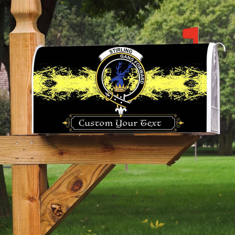 ScottishShop Email Box Cover - Stirling (of Cadder-Present Chief) Tartan Email Box (Custom)