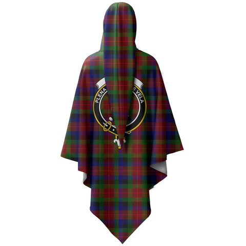 ScottishShop Tennant Cloak - Tennant Crest Cloak - NAC