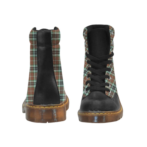 Image of Tartan Apache Boot - Thomson Hunting Modern | Footwear | Over 500 Tartans