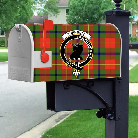 ScottishShop Mailbox Cover - Turnbull Tartan Mailbox (Custom)