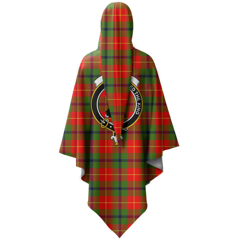 ScottishShop Turnbull Cloak - Turnbull Crest Cloak - NAC