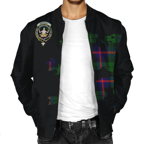Urquhart Lion And Thistle Men Jacket