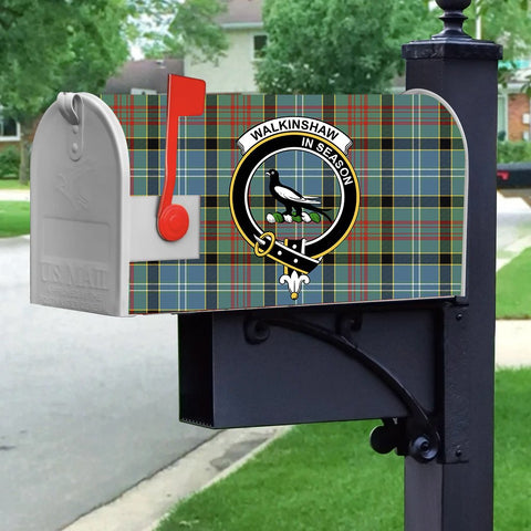 ScottishShop Mailbox Cover - Walkinshaw Tartan Mailbox (Custom)