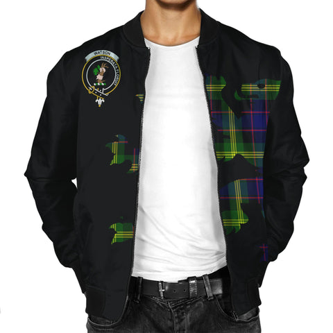 Watson Lion And Thistle Men Jacket