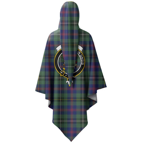 ScottishShop Wood Cloak - Wood Crest Cloak - NAC