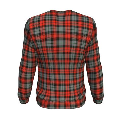 Image of Tartan Sweatshirt - Clan MacLachlan Weathered Sweatshirt For Men & Women