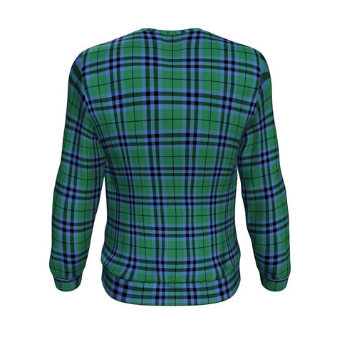 Tartan Sweatshirt - Clan Keith Ancient Sweatshirt For Men & Women