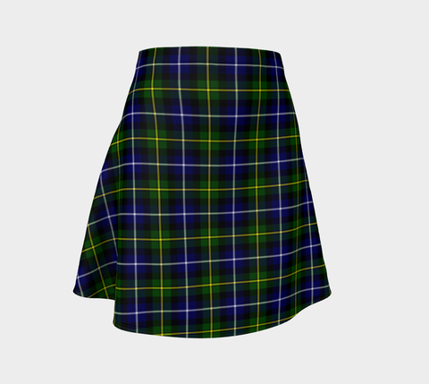 Image of Tartan Flared Skirt - MacNeill of Barra Modern |Over 500 Tartans | Special Custom Design | Love Scotland