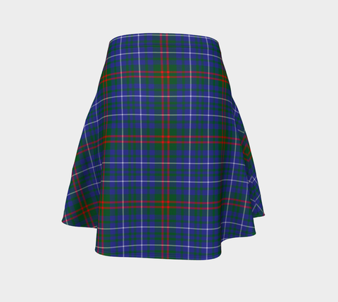 Tartan Flared Skirt - Edmonstone |Over 500 Tartans | Special Custom Design | Love Scotland